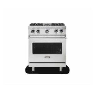 "VGR5304BBU 30""W./24""D. Gas Sealed Burner Range-4 B VIKING"